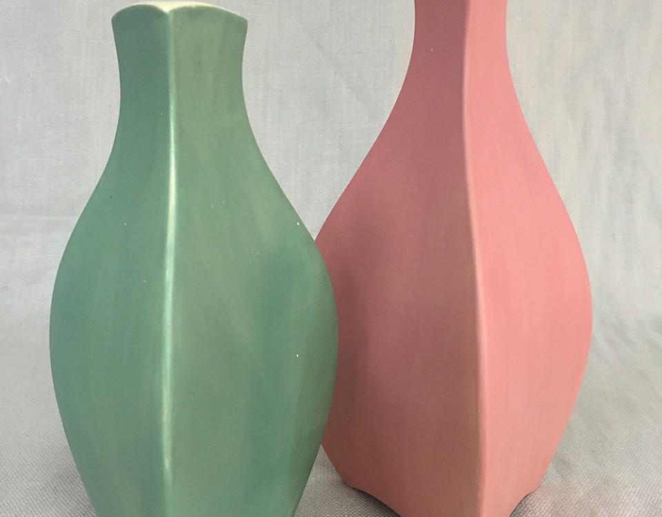 Pink and Green Matt