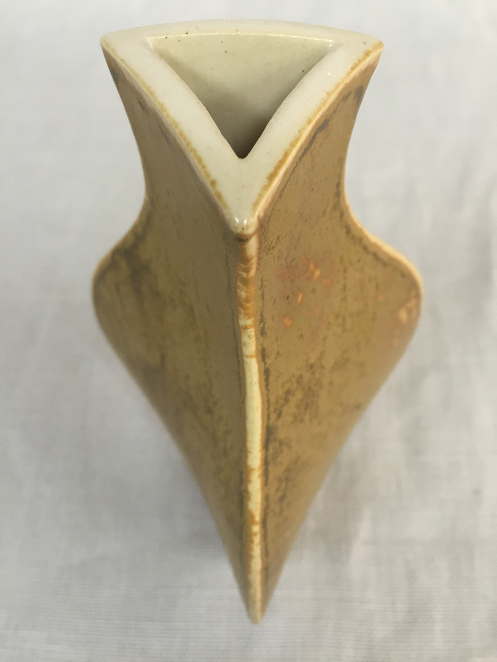 Straw Stoneware Detail